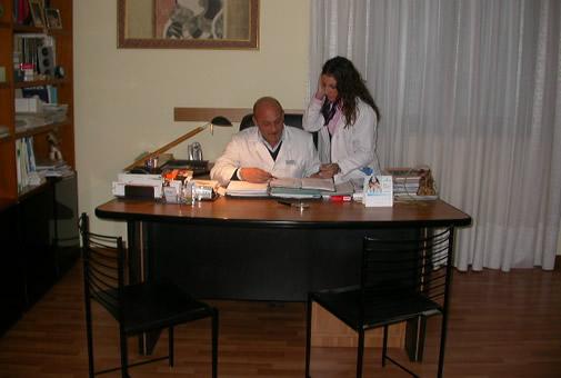 Studio dermatologico for Scrivania studio